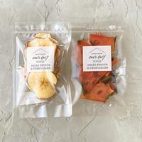 夏季限定!【アップル&すいか 】ドライフルーツ2袋セット