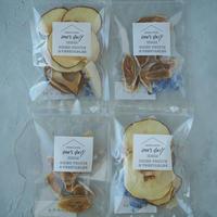 【アップル&バナナ】ドライフルーツ 4袋セット