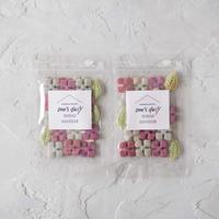 【期間限定】米粉の紫陽花クッキー2袋《ネコポス利用お得2袋セット》※送料込み商品