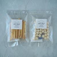 【さつま&たまごなし】クッキーボーロ2袋セット
