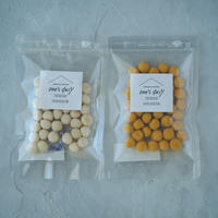 【たまごなし&かぼちゃ】ボーロ2袋セット