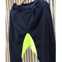 2Tac Sweater Pants  (Navy×Yellow)