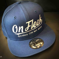 OnFleek CAP(NEWERA BLUE)