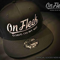 OnFleek CAP(NEWERA BLACK)