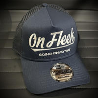 OnFleek CAP(NEWERA MESH NAVY)