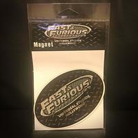 日本未発売!FAST & FURIOUS SUPERCHARGED マグネット