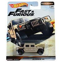 ワイルド・スピード Hot Wheels FAST&FURIOUS HUMMER H1