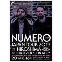 3.16.SAT. NUMERO GROUP JAPAN TOUR 2019 in HIROSHIMA