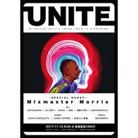 11.19.SUN UNITE ~Mixmaster Morris JAPAN TOUR in HIROSHIMA~