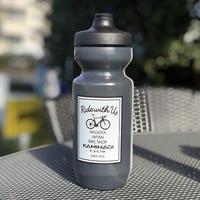 KAMIHAGI CYCLE オリジナルWATER BOTTLE クリアグレー 22oz