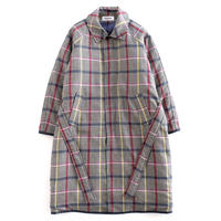 DISCOVERED CHECK COAT(RED CHECK)