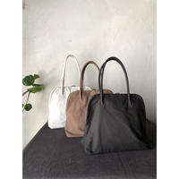 【WOMEN'S】THE FACTORY シルババッグS(O.White/Navy/Gray/Antique Rose/Light Green/Brown/Charcoal)