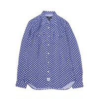 HYDROGEN STAR BLUE SHIRT(BLUE)