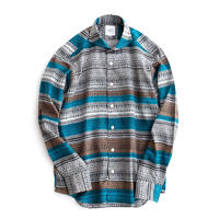 FEEL EASY ORIGINAL TRIBAL LAWN SHIRT(Multi)