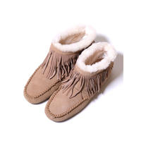 【WOMEN'S】 EMU Austraria Cayote (CHESTNUT)