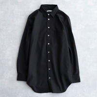 DISCOVERED BACK KNIT SHIRT(BLACK)