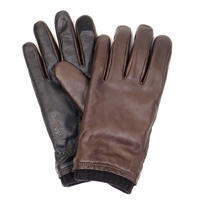 HONNS OLIVER LEATHER(DARK BROWN)
