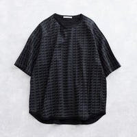 DISCOVERED PRINT CUTSEW(BLACK)