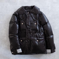 DISCOVERED DOWN VEST BLOUSON(BLACK)