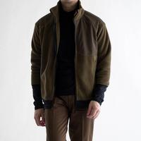 MofM×Snow Peak Fleece Middle Jacket(Olive)