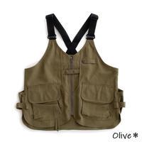 Snow Peak TAKIBI Vest(Olive)
