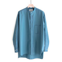 UNITUS Cigarette Pocket Shirt(Sax)
