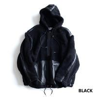 DISCOVERED BOA PULL PARKA(BLACK)