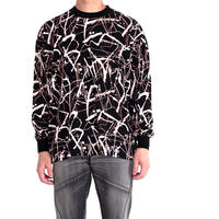 Iroquois BEAST L/S CS(BLACK×WHITE)