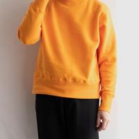 UNITUS Fleecey Lining Sweat(Orange)