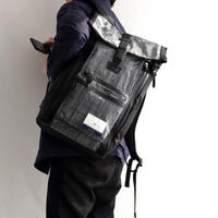 MofM(man of moods) MSPC×MOUNTAIN OF MOODS FIELD BACKPACK(BLACK×GRAY)
