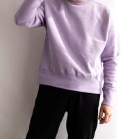 UNITUS Fleecey Lining Sweat(Purple)