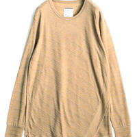 SHAREEF ANGORA BORDER LAYERED L/S(Camel)