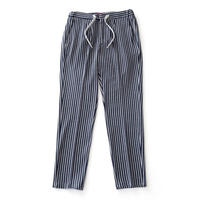BARONIO SHELBY DOUBLE STRIPE(NAVY×GRAY)