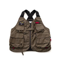 Snow Peak×TONED TROUT Camp Vest(Pro.)