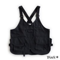Snow Peak TAKIBI Vest(Black)