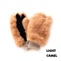 EVOLG GRIZZLY(LIGHT CAMEL)