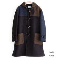 nuterm Duffel Coat(Multi Color)