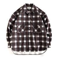 UNITUS Patch&Flap Shirt(Black)