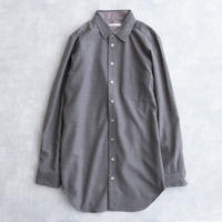 DISCOVERED BACK KNIT SHIRT(GRAY)