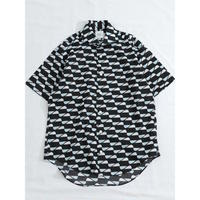 FEEL EASY ORIGINAL HARINEZUMI S/S SHIRT(Black)