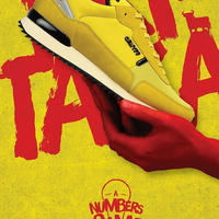 CRUYFF RIPPLE RUNNER LIMITED EDITION OF WORLD CUP【SPAIN】(BRIGHT YELLOW)