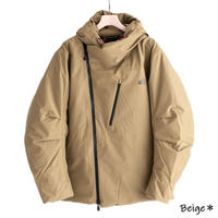 MofM×Snow Peak FR Riders Down Jacket(Beige)