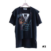 """DISCOVERED """"NEWSED"""" COMIC LAYERED T-SHIRT(#2)"""