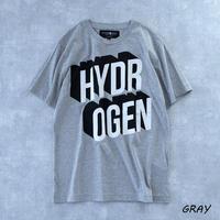 HYDROGEN 80's T-SHIRT(GRAY)