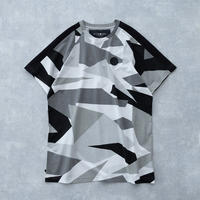 HYDROGEN TECH STRIPE T-SHIRT(MULTI)