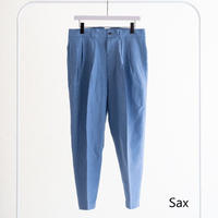 UNITUS Cropped Pants(Sax)