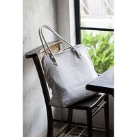 【WOMEN'S】THE FACTORY シルババッグS(O.White)