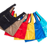 master-piece storepack エコバッグ(BLACK/BEIGE/RED/YELLOW/BLUE/TURQUOISE)