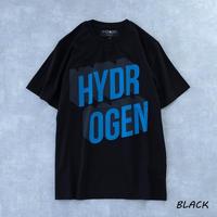 HYDROGEN 80's T-SHIRT(BLACK)