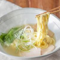 【おためし】鶏白湯ラーメン2食セット